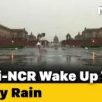 Heavy Rain, Thunderstorm In Delhi, Nearby Areas
