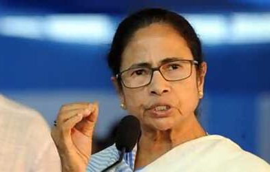 """""""I will fight elections from jail and ensure the victory of the TMC"""": Mamata Banerjee"""