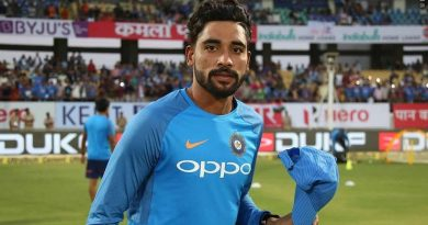 Fast bowler Mohammed Siraj, who is in Australia with the Indian squads for the upcoming four-Test series, lost his father Mohammed Ghouse on Friday