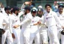 Team India wins second test by 317 runs