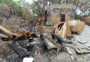 Hefazat-e-Islam supporters ransacked a Hindu village in Shalla upazila of Bangladesh's Sunamganj