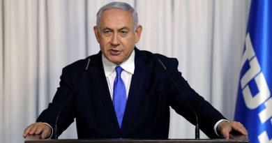 Israeli Prime Minister Benjamin Netanyahu said the attacks on Gaza would intensify