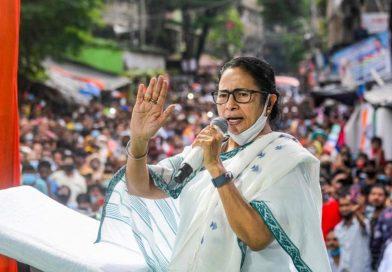 """Talibani BJP cannot run in India"": West Bengal Chief Minister Mamata Banerjee"